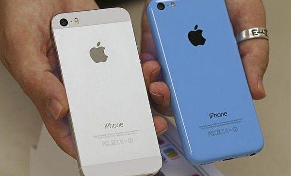 iPhone 5s в Индии