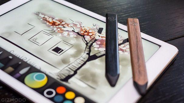 """Стилус для iPad с """"ластиком"""""""