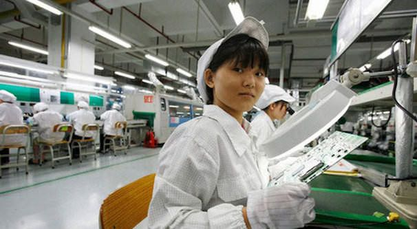 Foxconn iPhone China
