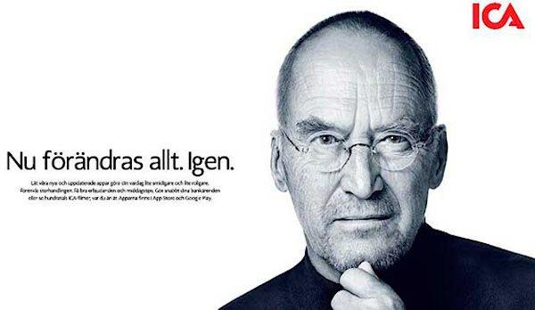 ICA Steve Jobs