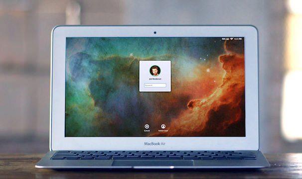 Постучать и разблокировать Mac с помощью iPhone