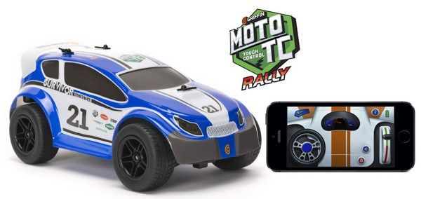 Griffin MOTO TC Rally