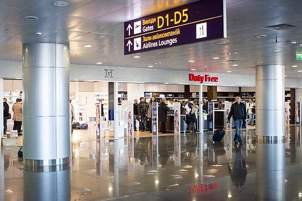 В киевском аэропорту изъяли партию iPhone 5S
