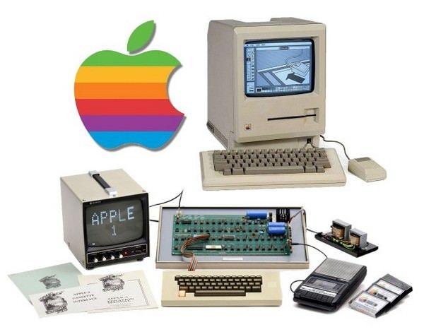 Новости с винтажного аукциона Apple