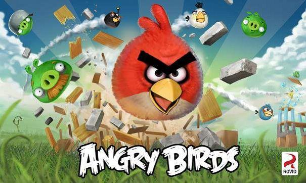 Корейская Angry Birds