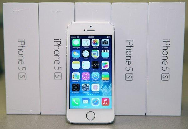 полностью разлоченные iPhone 5s