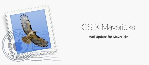 Apple выпустила тестовое обновление почтового приложения для OS X Mavericks