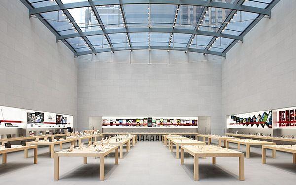 Вся информация о ближайшем Apple Store