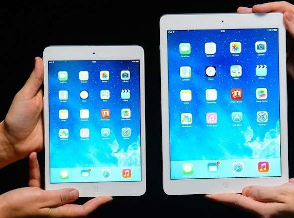 apple ipad air ipad mini 2