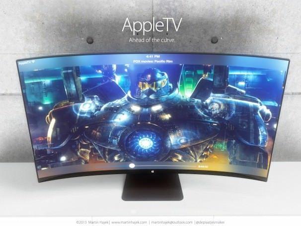 телевизор Apple TV или iTV