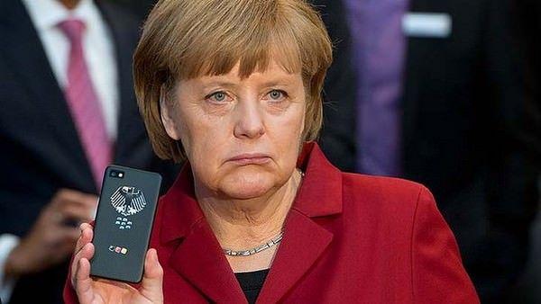 В немецком парламенте запретили пользоваться iPhone