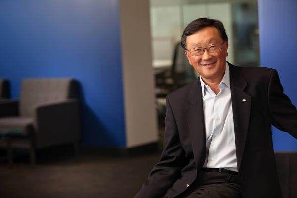Джон Чен BlackBerry