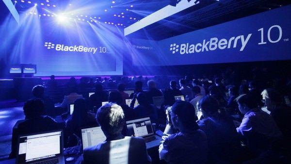 для спасения BlackBerry
