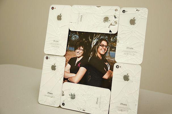 что можно сделать из разбитых iPhone