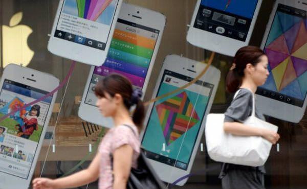 Рекордные продажи iPhone 5s и iPhone 5c