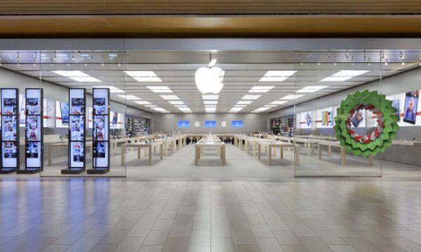 Apple Store в штате Дэлавер
