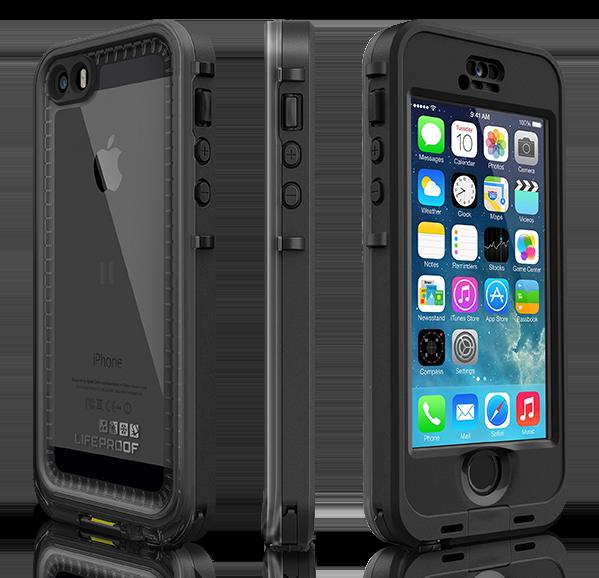 LifeProof nüüd Case — чехол для iPhone 5S