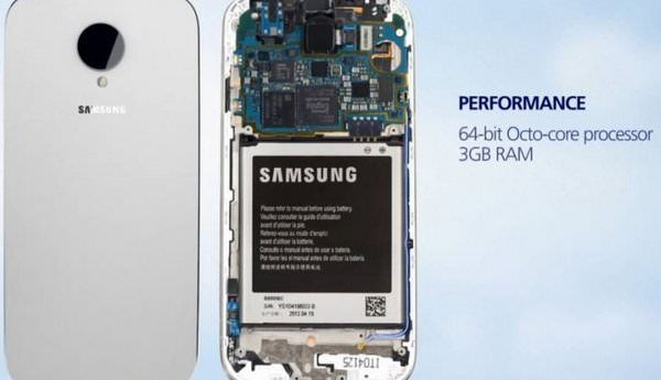 Samsung Galaxy S5 может появиться сразу в двух вариантах