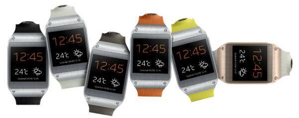 """Продажи """"умных часов"""" Samsung Galaxy Gear"""