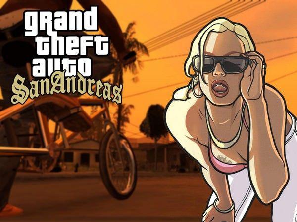 Rockstar намерена выпустить мобильную версию GTA: San Andreas