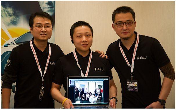 hacker Keen team