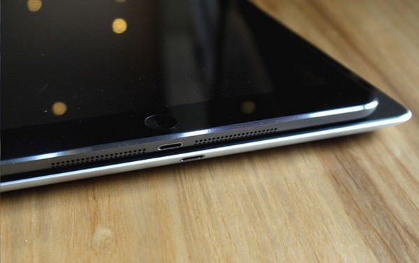 iPad Air в сравнении с iPad 4
