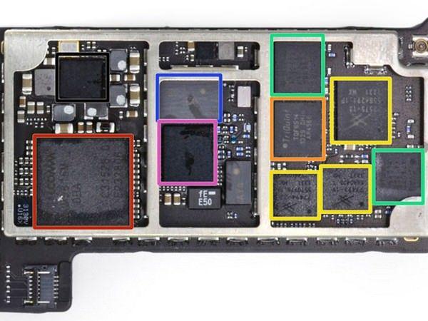 Специалисты iFixit разобрали iPad Air