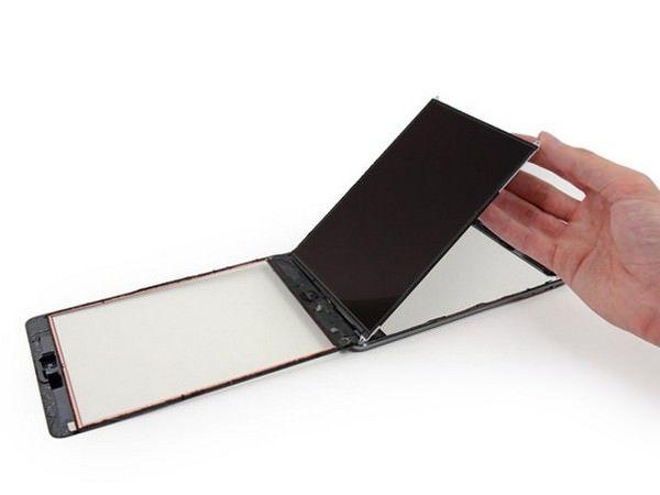 Специалисты iFixit изучили внутреннее строение iPad nimi 2