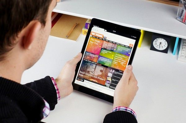 Производительность iPad mini 2 в 5 раз выше
