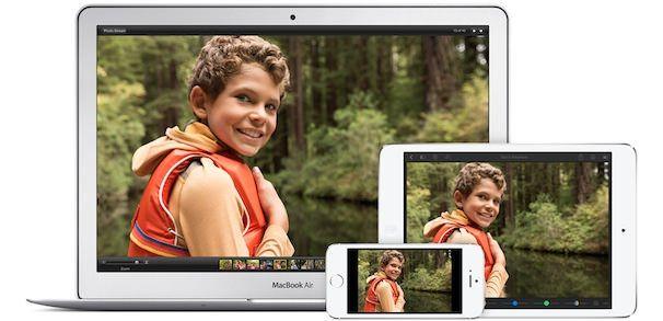 фотопоток Apple