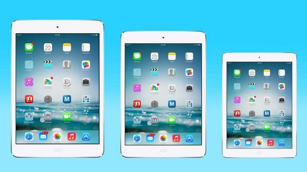слухи о 13-дюймовом iPad лишены смысла