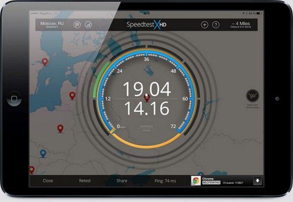iPad Air уже сейчас поддерживает российские LTE-сети