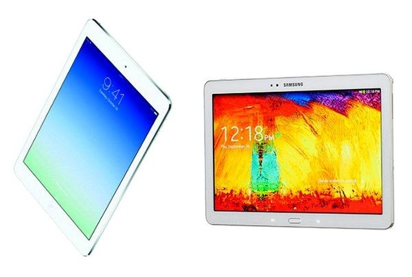 продажи Android-планшетов превысили показатели iPad