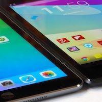 iPad mini 2 и Nexus 7