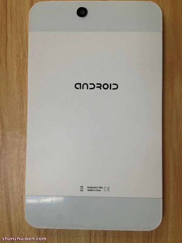 7-дюймовый клон iPhone 5 из китая