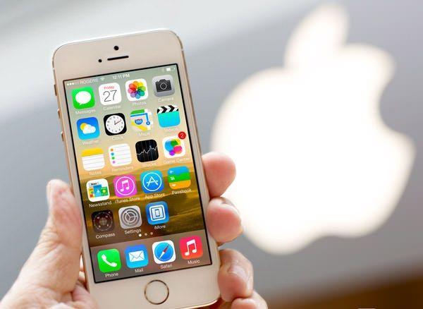 iPhone 5s apple store