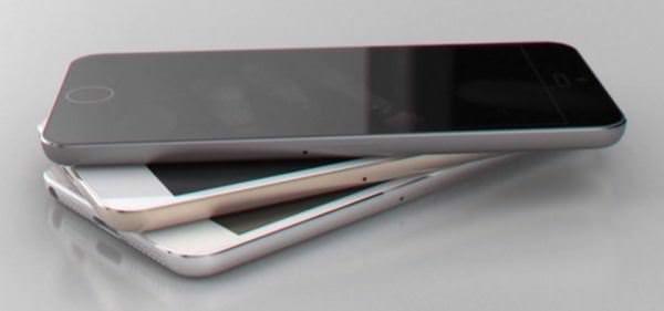 концепт iPhone 6 с 4,4-дюймовым сапфировым экраном