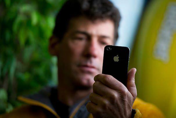 iPhone в бизнесе
