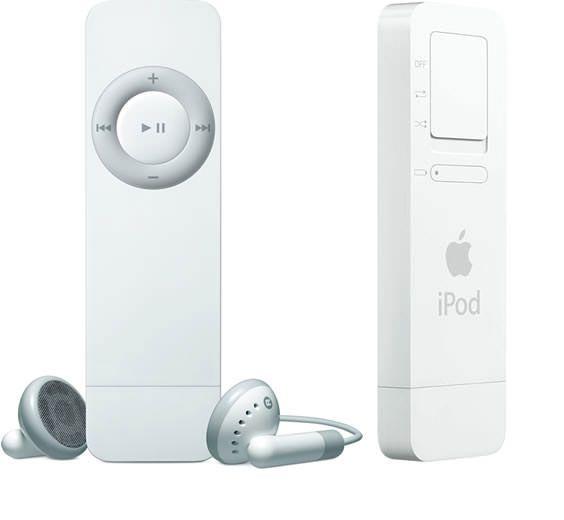ipod shuffle первого поколения