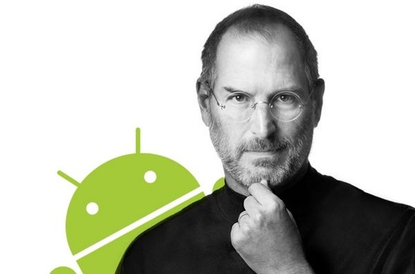 Стив Джобс повлиял на развитие Android