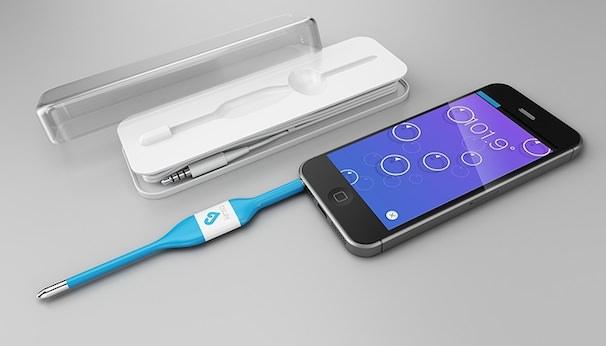 термометр для iPhone kinsa