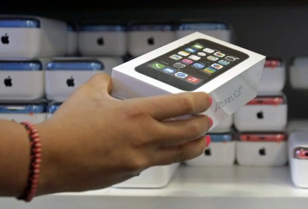 iPhone стал самым желаемым подарком