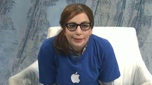 Леди Гага на Saturday Night Live
