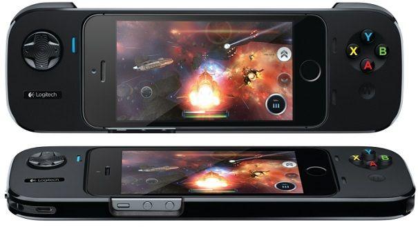 Logitech игровой контролер для iOS 7