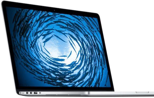 macbook pro с дисплеем Retina 2013