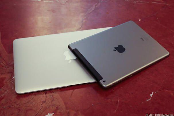 macbook Air или ipad Air