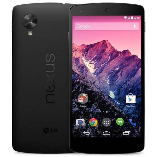 Nexus 5 на Android 4.4 KitKat
