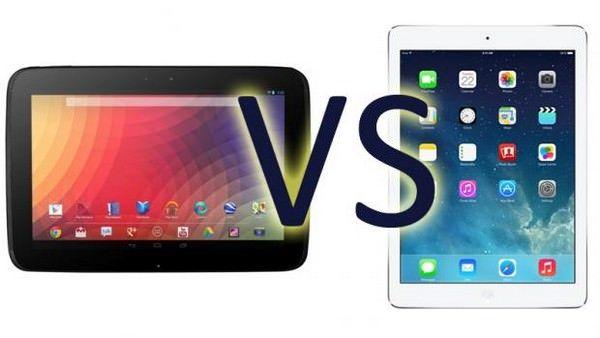 В iPad Air используются IGZO-технологии