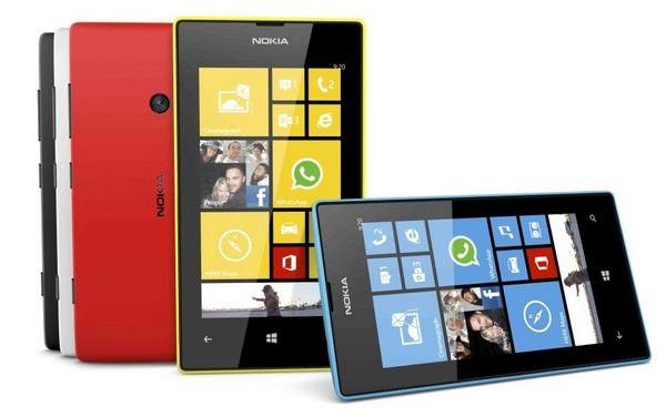Windows Phone обошла по популярности iOS