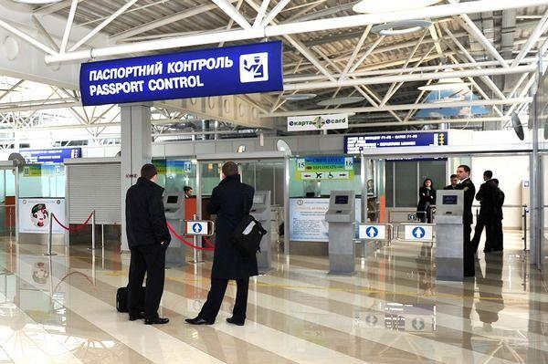 Украинка пыталась провезти iPad Air